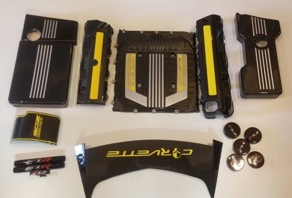 Engine Bay Show Package - 16pc