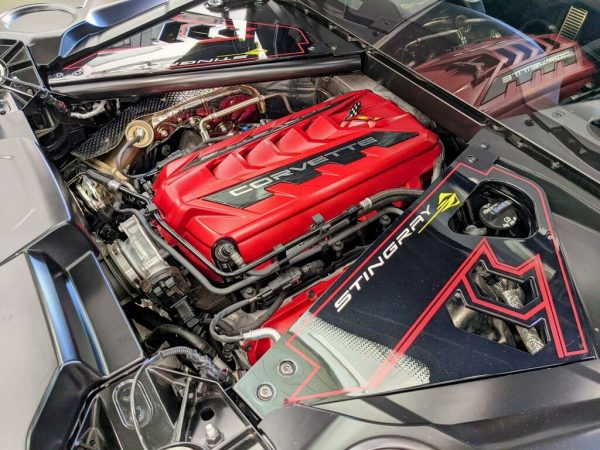 engine Appearance Package
