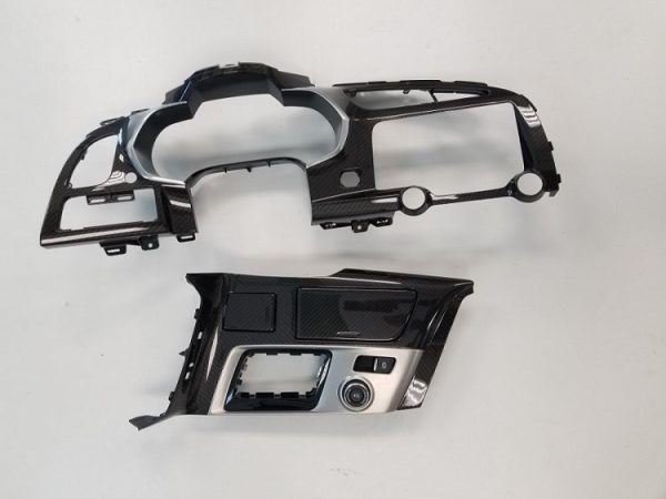 Dash & Shifter Package