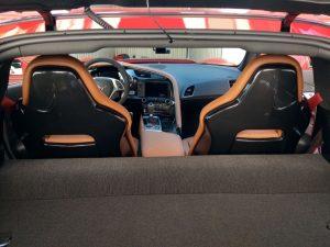 Seat Back Panels Hydrocarbon