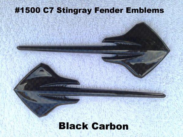 Fender Stingray Badges