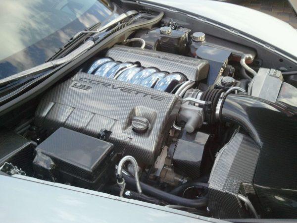 C6 Engine Bay