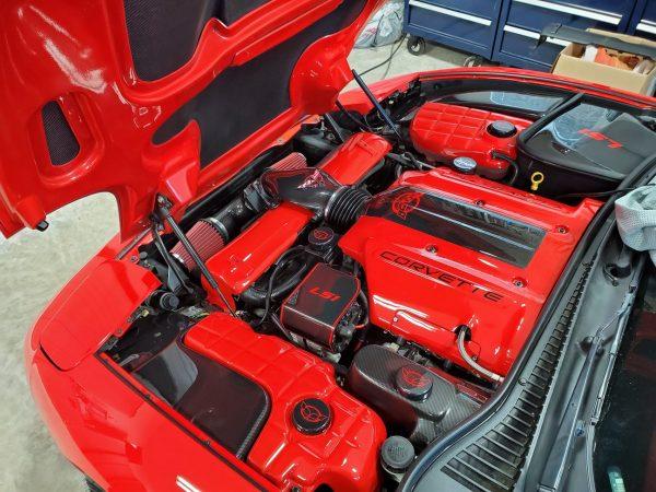 C5 Engine Cover